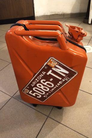 Walizka G-case travel kanister limitowana oryginalna