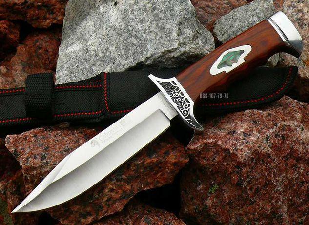Нож охотничий H340 рыбацкий, тактический, армейский