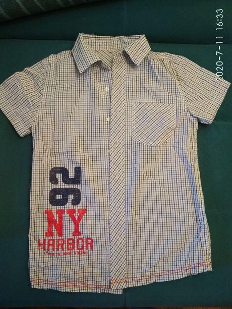 Рубашка р 146-152см