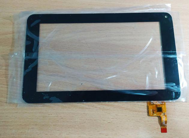 """Тачскрин/тачскрін FPC-TP070011(DR1334)-01 12pin чорний 7"""""""