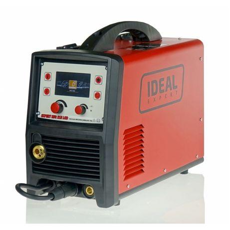 Spawarka Ideal 200A Expert Mig 215 LCD Lutospawarka