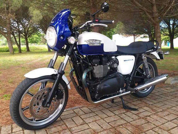 Triumph Bonneville 986 MF nacional