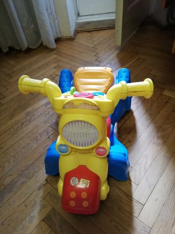 Мотоцикл-толокар Playskool