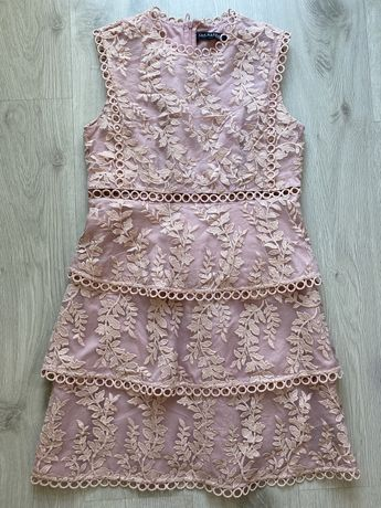 Sukienka Top Secret roz 38