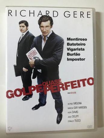 DVD Golpe Quase Perfeito