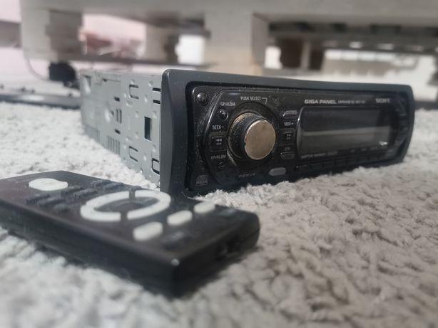Radio Sony z wbudowana pamięcią