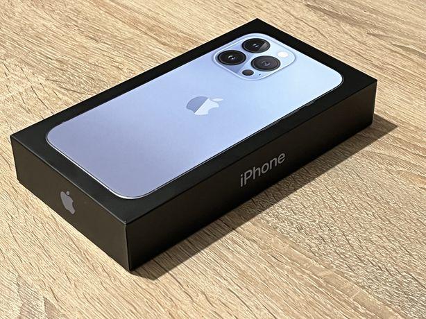 Apple iPhone 13 Pro Sierra Blue 128 GB Górski Błękit