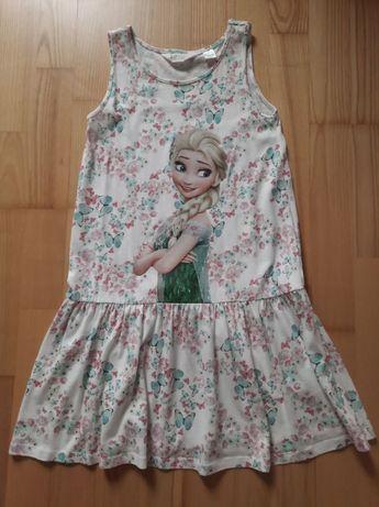 Sukienki letnie z H&M w rozm. 146