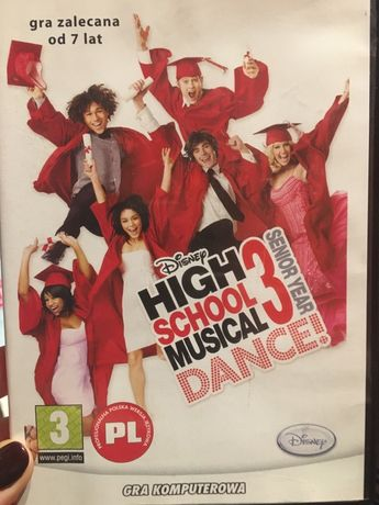 Gra taneczna high school musical 3