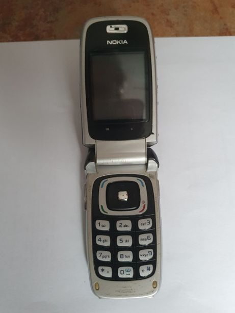 Nokia 6103 na częsci