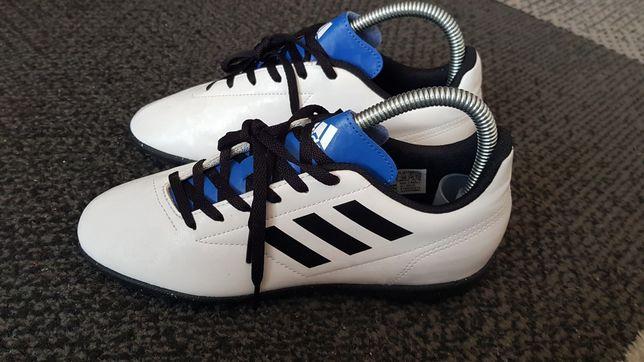 Nowe buty Adidas, roz 38. Białe, white. Sneakersy, halowki, orlik.