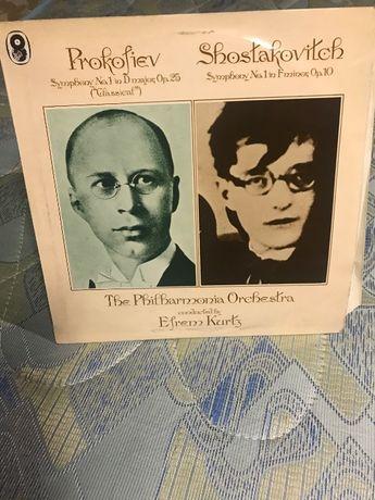 Prokofiev - Shostakovich