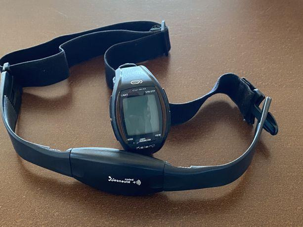 Zegarek do biegania Kalenji CW 300 pulsometr pas HR