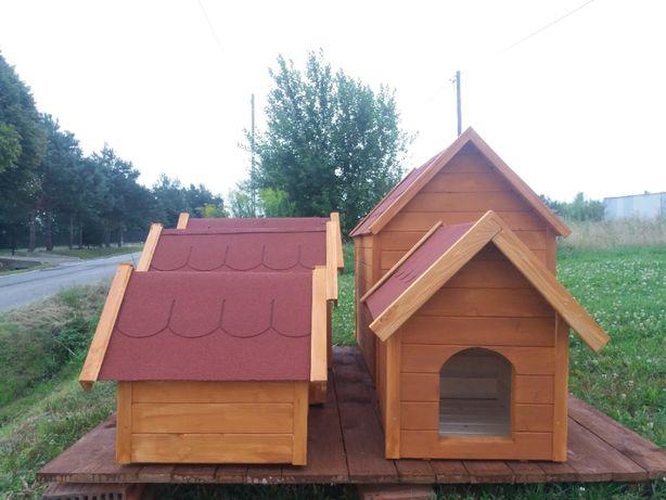 Budy dla psów małych i dużych