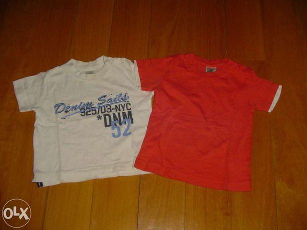 2 Camisolas Rapaz 3-6 Meses