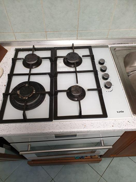 Газовая поверхность Venta+электро духовой шкаф с грилем leChef Кременчуг - изображение 1