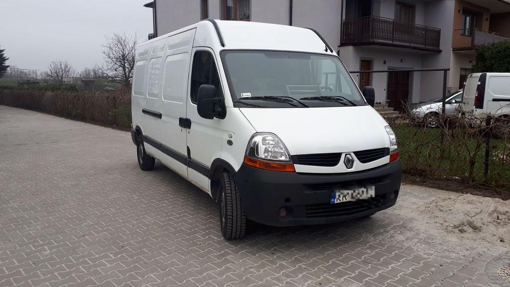 Opel Movano, Renault Master Kraków - image 1
