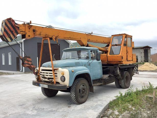 Продам Кран Зил-ММЗ 4505