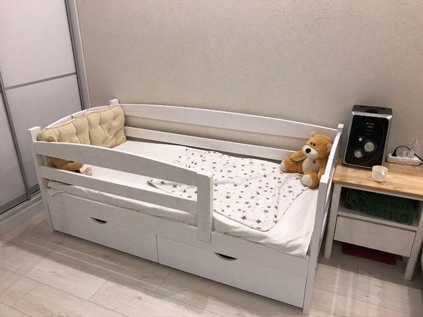 Детская кровать. Подростковая кровать. В наличии! Шухляды/борт в цене!