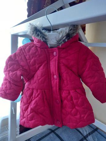 Курточка, куртка для дівчинки 0-3