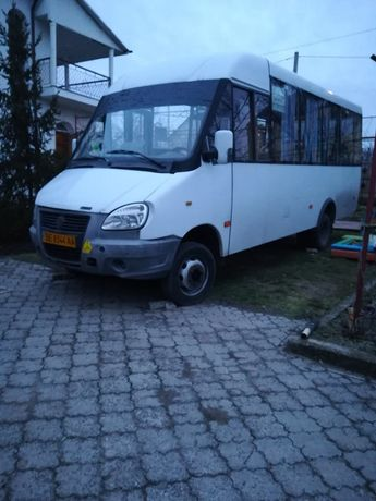 Автобус марки РУТА 25