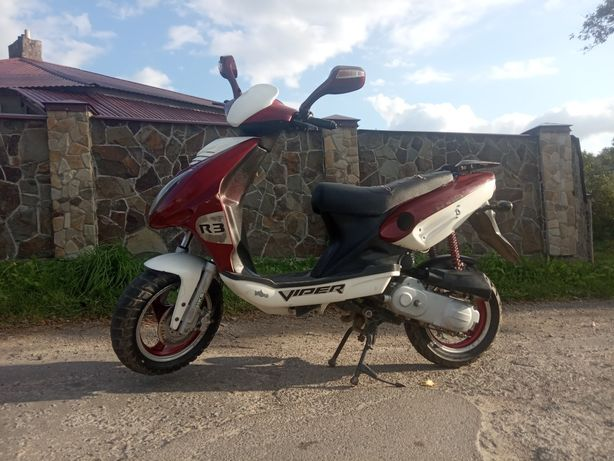 Продам , скутер вайпер р3