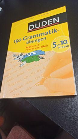 Duden 150 grammatik -übungen , 150 граматических упражнений , немецкий