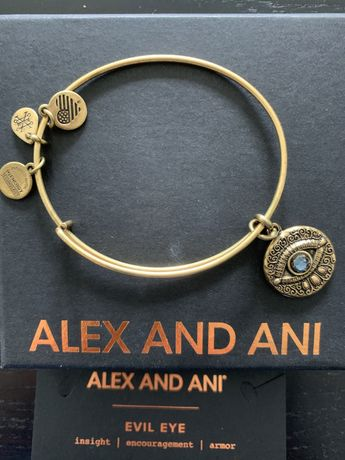 Pulseira Alex and Ani Evil Eye