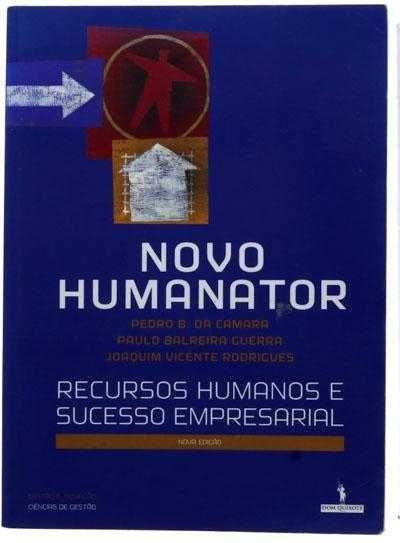 Novo Humanator: Recursos humanos e sucesso empresarial