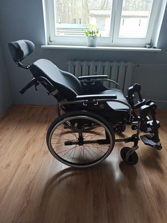 Wózek inwalidzki dla pacjenta neurologicznego Vermeiren