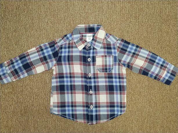 Рубашка рубашечка Carter's