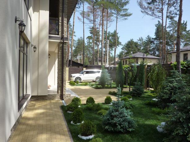 Без% Продажа шикарного дома в Буче Лесной