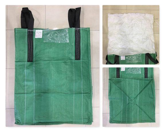 Worek Big Bag bags 95x95x180cm z fartuchem zasypowym - nowy