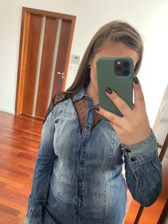 Sukienka jeansowa marki guess rozmiar M