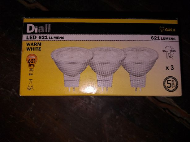 Żarówka MR16 LED
