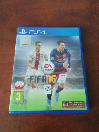 Fifa 16 (PS4) w języku polskim