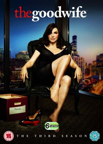 The Good Wife 3ª temporada (6 DVD)