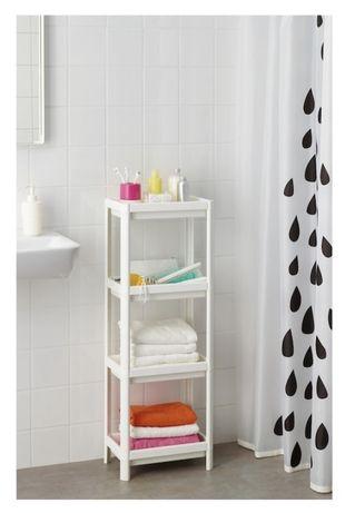 IKEA, полка для ванной vesken