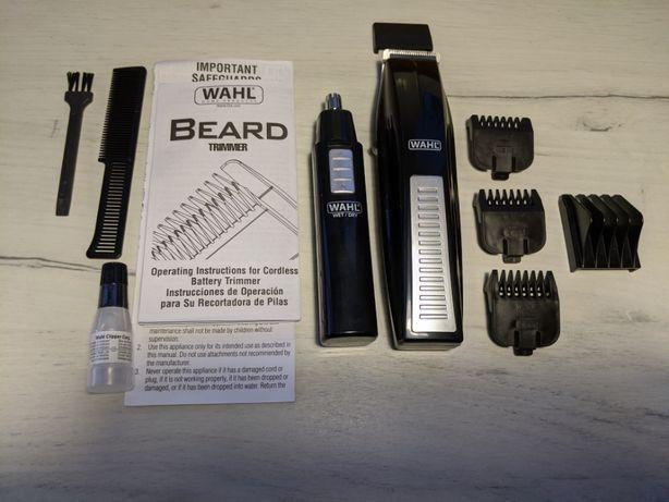 Тример,машинка для волос,бороды Wahl Cordless Battery Beard Mustache