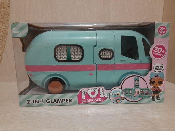 Автобус LOL 2-in-1 glamper