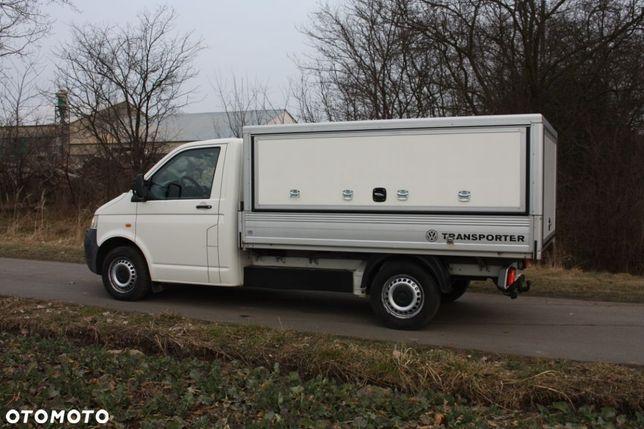 Volkswagen T5  Długi 566 cm TIPTRONIC. 229 tyś km. Klima .