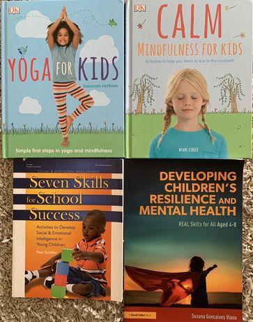 Livros Yoga e mindfulness (em inglês)