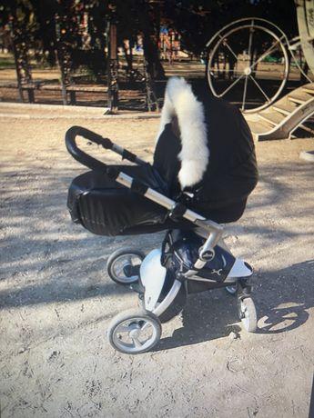 Продам коляску Mima