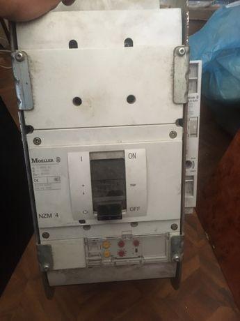 Автоматический выключатель eaton moeller nzm4-xav