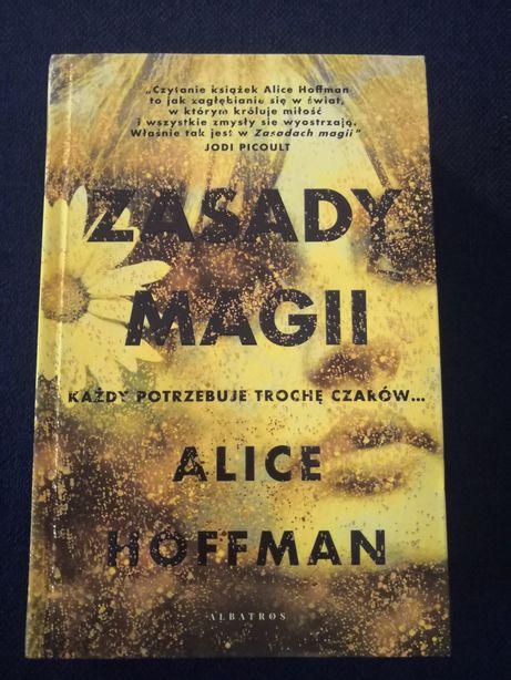 Książka Zasady Magii Alice Hoffman