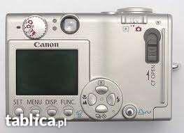 Aparat cyfrowy Canon IXUS 500
