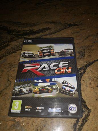 Gra na PC Race On wyścigi samochodowe