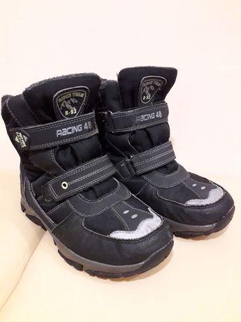 Зимние ботинки 37р.