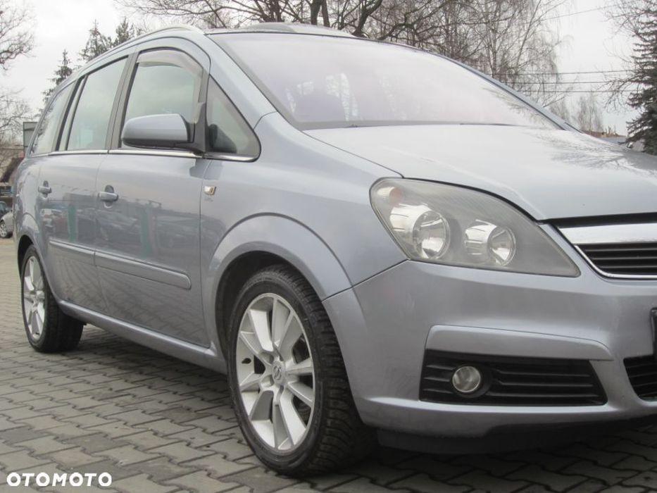 Opel Zafira *120 KM *Cosmo *Panorama Dach *Gwarancja 6 m. Modlniczka - image 1