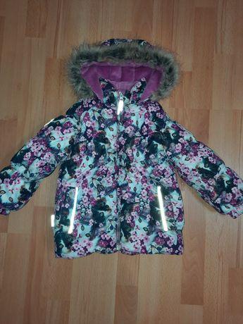 Зимняя куртка Lenne 98р